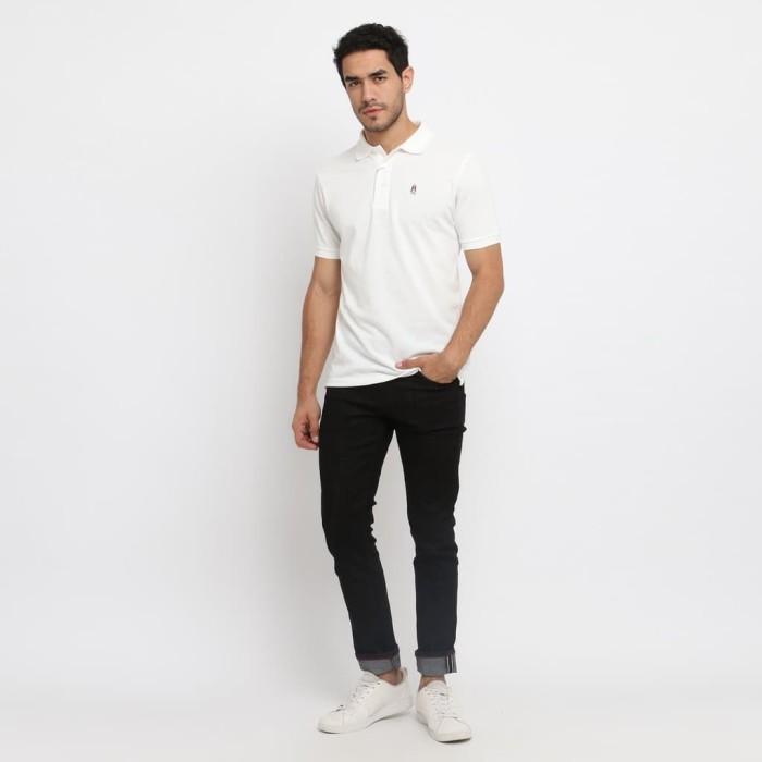 Foto Produk PAPPERDINE JEANS 211 Black Slim Fit 11.5 OZ 'Selvedge' Stretch - 29 dari Papperdine Jeans