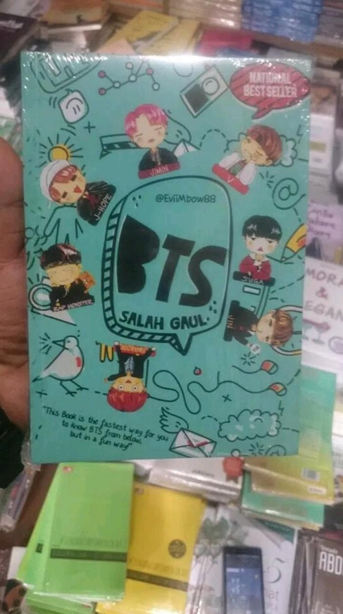 Jual BTS SALAH GAUL Novel Best Seller Jakarta Barat Amanda Putri000