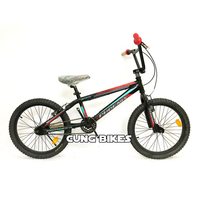 harga Sepeda anak bmx 20 phoenix type 718 gear kecil Tokopedia.com