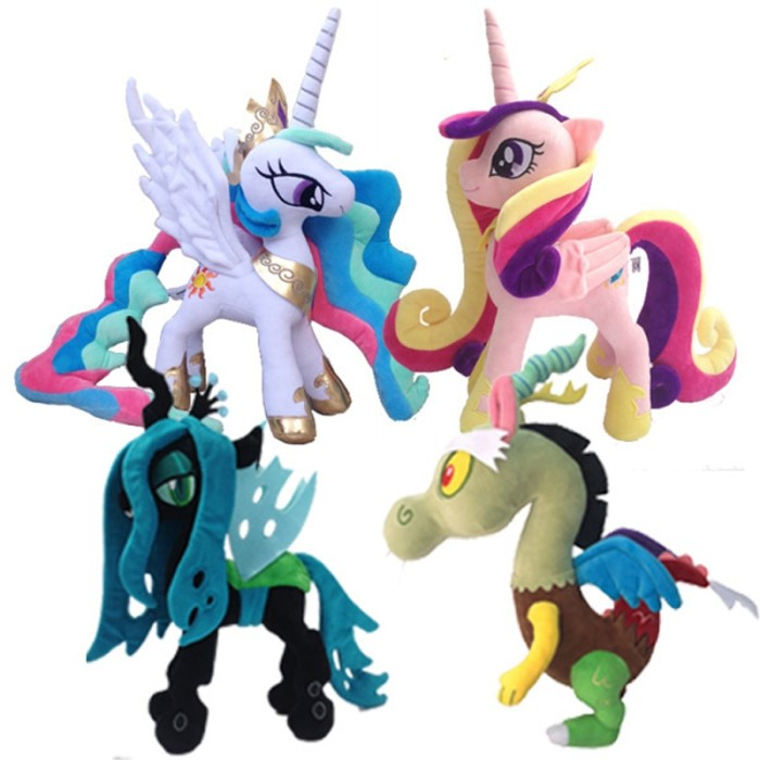 Jual My Little Pony Cute Doll Plush Soft Stuffed Toy Princess Luna Celestia Kab Kuningan Wielshoes Jakarta Tokopedia