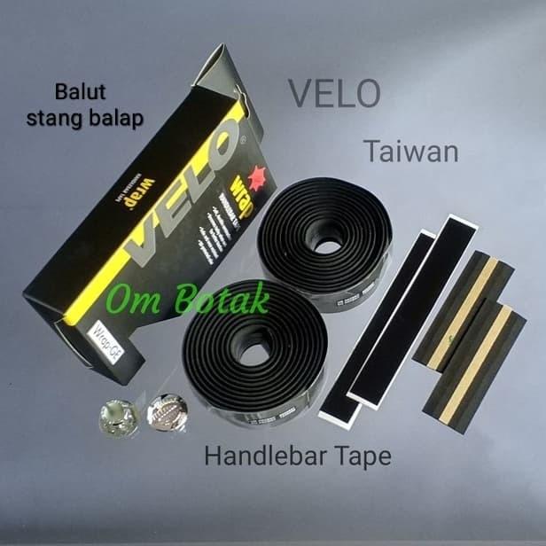 harga Grip handlebar bar tape velo hitam Tokopedia.com