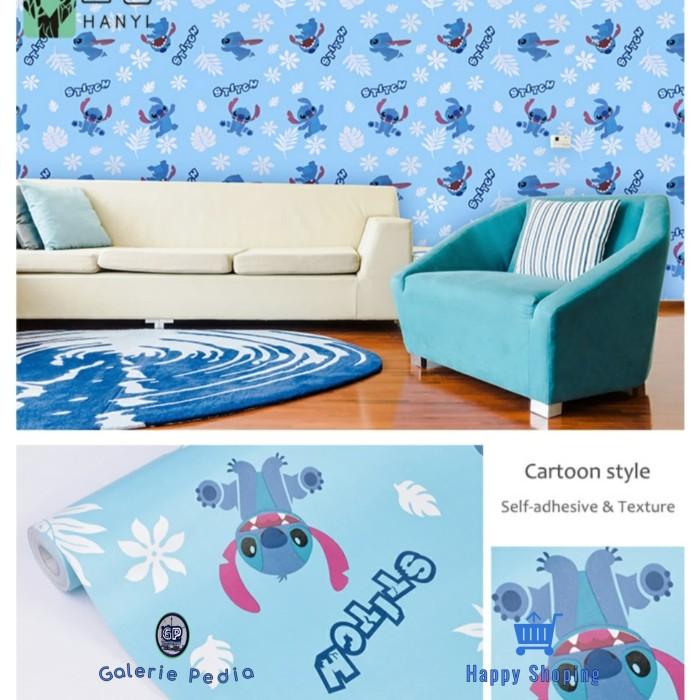 Jual Gp Wallpaper Dinding Stitch Wallpaper Sticker Kota Bekasi Galerie Pedia Tokopedia