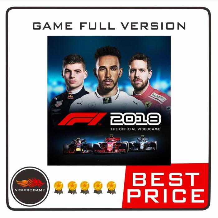 harga F1 2018 game pc/laptop Tokopedia.com