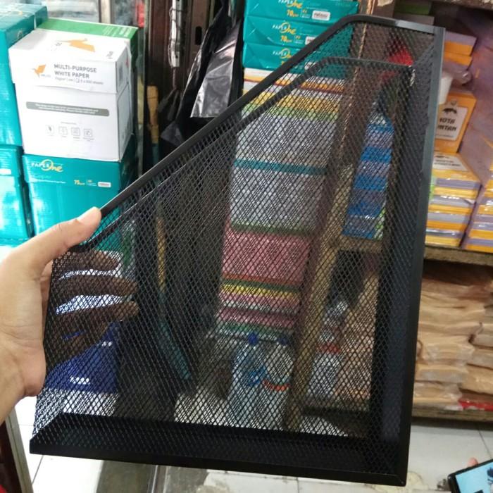 Foto Produk Box file Besi Mocrotop (KHUSUS KIRIM GOJEK/GRAB ATAU DITOLAK) dari Toko ABC pasar pagi lama