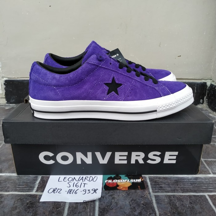 Jual Converse One Star Suede Court