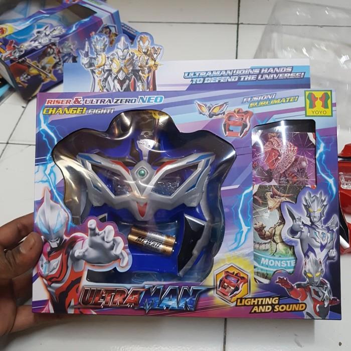 Jual Mainan Pedang Kekuatan Ultraman Ginga Sound And Light Kota Bandung Mang Irin Tokopedia