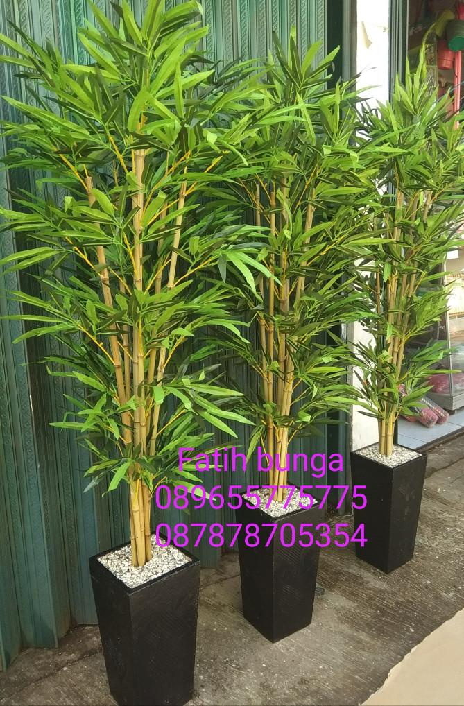 Jual Pohon Bambu Plastik Pohon Hias Bunga Plastik Berkualitas Jakarta Utara Amellly Tokopedia
