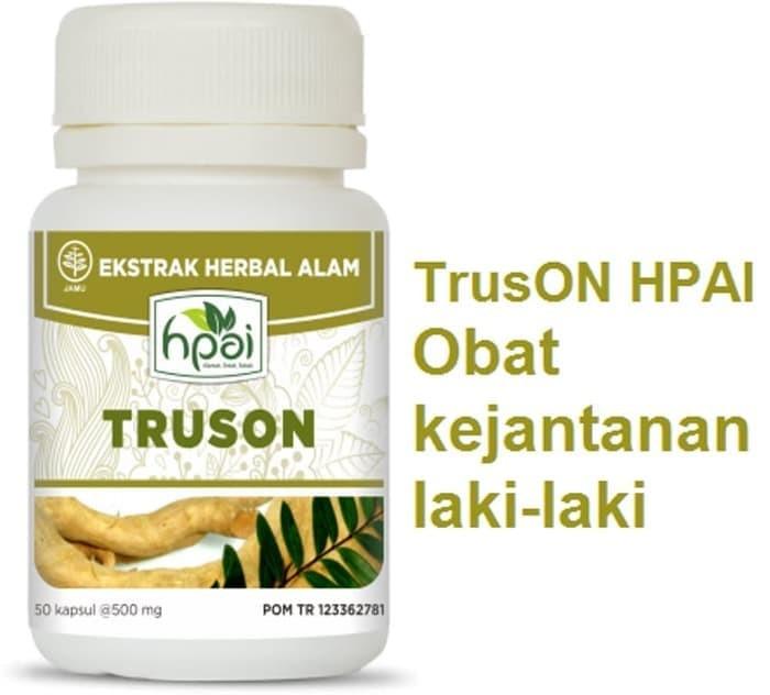 Jual Truson Herbal HNI HPAI / Obat Herbal Kuat Stamina