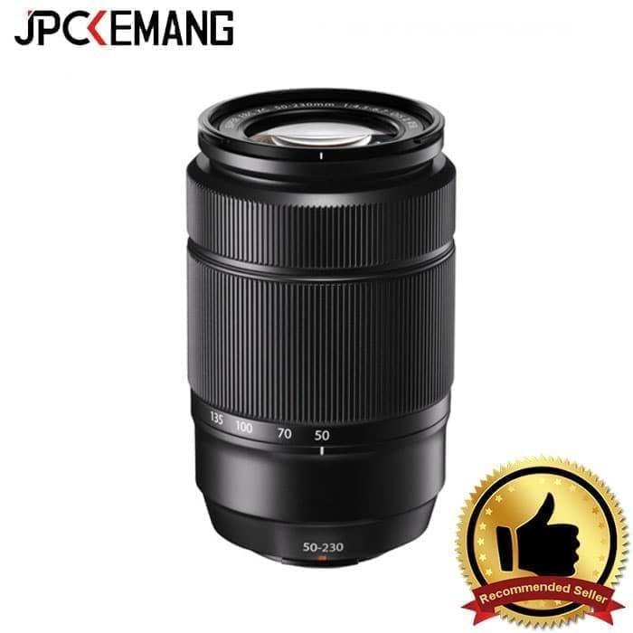 Foto Produk FUJIFILM XC50-230MM F/4.5-6.7 OIS GARANSI RESMI - Hitam dari JPCKemang