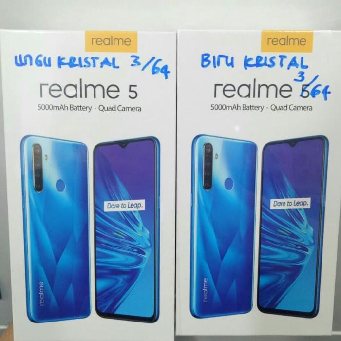 Jual Hp Realme 5 Ram 3 64 Gb Garansi Resmi Realme 5 Ram 3gb Rom 64gb Ungu Jakarta Timur Wahana Accessories Tokopedia