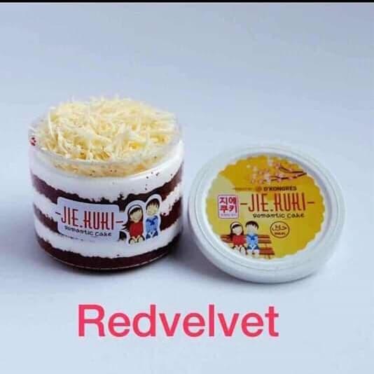 Foto Produk Jie kuki.. Cake kekinian enak murmer dari Mamayu olshop