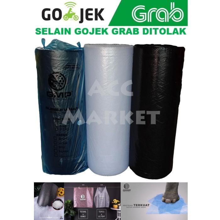Foto Produk Bubble Wrap 50 Meter x 125 Cm Plastik Buble Packing - Putih dari ACC Market