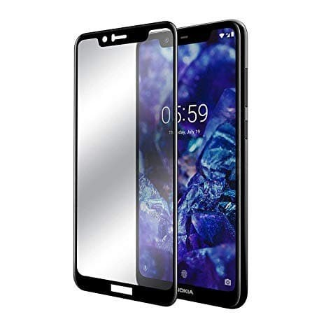 Foto Produk Tempered Glass FULL COVER Nokia 5.1 Plus dari Cellular Mas