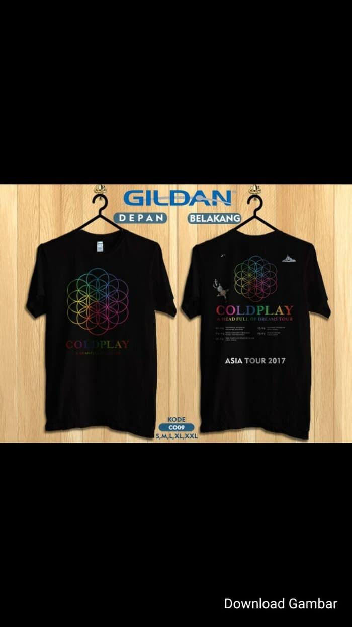 Jual Kaos Coldplay Kab Bandung Barat Dj Custom Cloth
