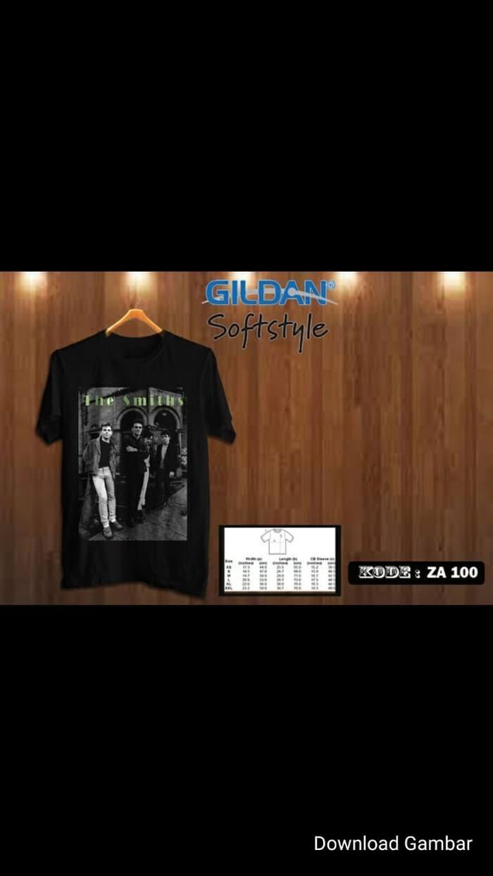 Jual Kaos The Smiths Kab Bandung Barat Dj Custom Cloth