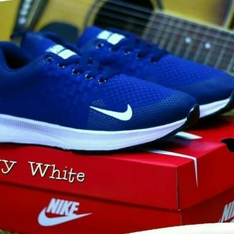 Foto Produk Sepatu Casual Nike Pria - Hitam dari unlimited toko