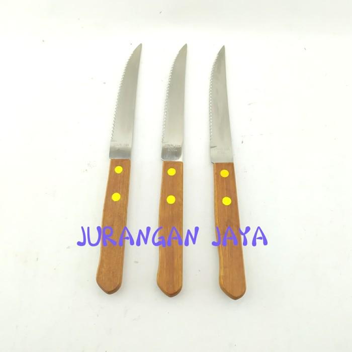 Foto Produk Pisau steak stainless steel dari Jurangan Jaya