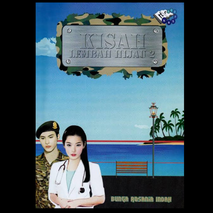 Foto Produk NOVEL KISAH LEMBAH HIJAU 2 - BUNGA ROSANIA INDAH dari Revanda Book Collection