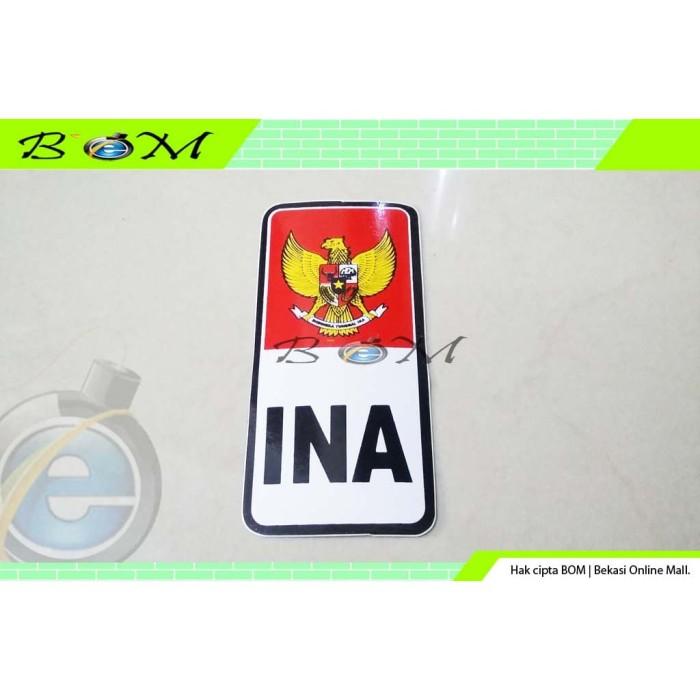 Jual Stiker Sticker Tulisan Ina Indonesia Merah Putih Burung Garuda Kota Bekasi Anti Gores Murah Tokopedia