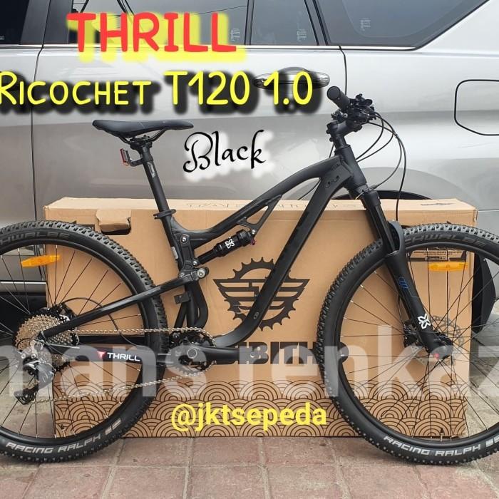 Jual Sepeda MTB Thrill Ricochet 1.0 - Jakarta Barat