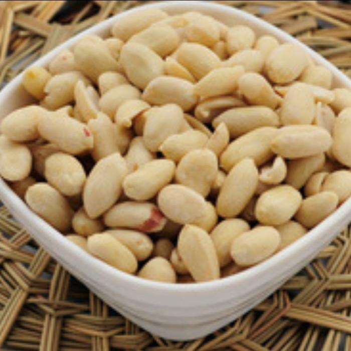 Jual Kacang Tanah Kupas 500gr Kacang Bawang Kacang Tanah Kiloan Jakarta Pusat Apin Bersama Kios Tokopedia