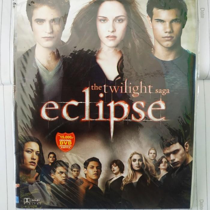 Foto Produk kaset DVD Film drama romantis - The Twilight Saga Eclipse dari FRIENDSTOREEE