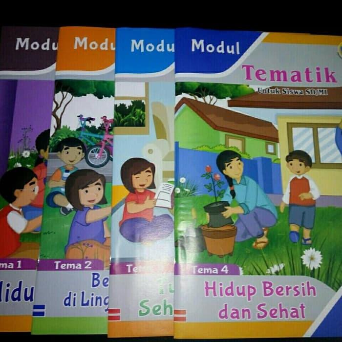 Jual Buku Sd Kelas 2 Lks Tematik Kelas 2 Sd Tema 1 2 3 4 Jakarta Barat Bahuraksa Olshop Tokopedia