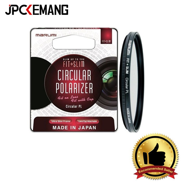 Foto Produk Marumi FIT + Slim CPL 77mm dari JPCKemang
