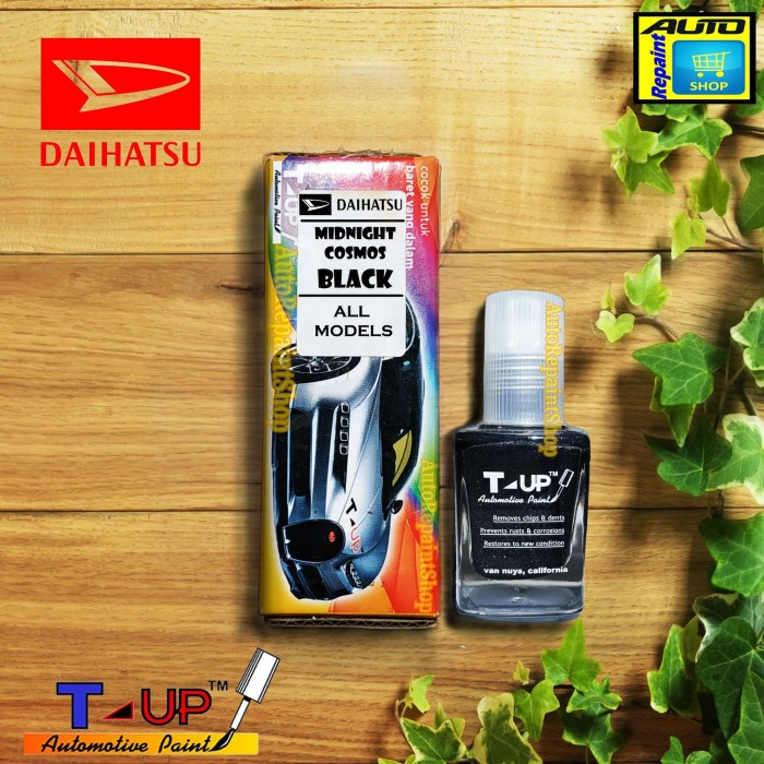Foto Produk DAIHATSU COSMOS BLACK MET - CAT OLES - T-UP - TOUCH UP AUTO PAINT dari Auto Repaint Shop