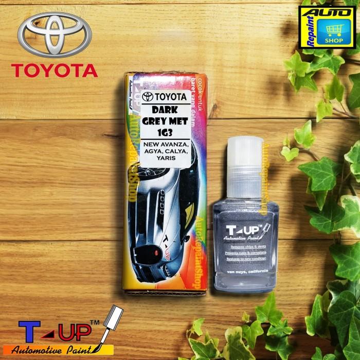 Foto Produk TOYOTA DARK GREY MET 1G3 - CAT OLES - T-UP - TOUCH UP AUTOMOTIVE PAINT dari Auto Repaint Shop