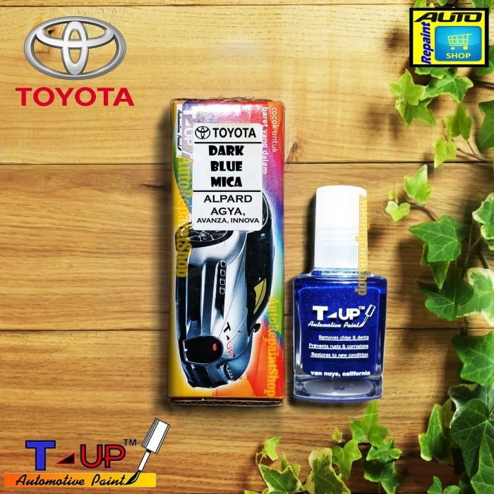 Foto Produk TOYOTA DARK BLUE MICA - CAT OLES - T-UP - TOUCH UP AUTOMOTIVE PAINT dari Auto Repaint Shop
