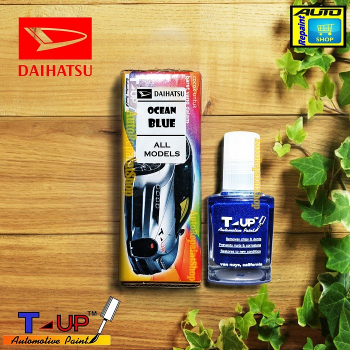 Foto Produk DAIHATSU OCEAN BLUE MET - CAT OLES - T-UP - TOUCH UP AUTOMOTIVE PAINT dari Auto Repaint Shop