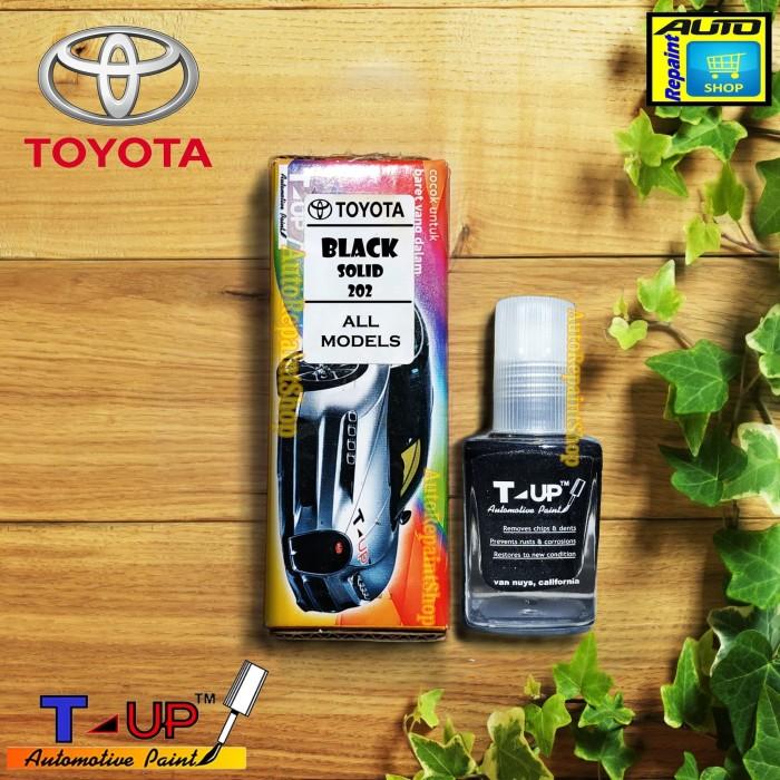 Foto Produk TOYOTA BLACK SOLID 202 - CAT OLES - T-UP - TOUCH UP AUTOMOTIVE PAINT dari Auto Repaint Shop
