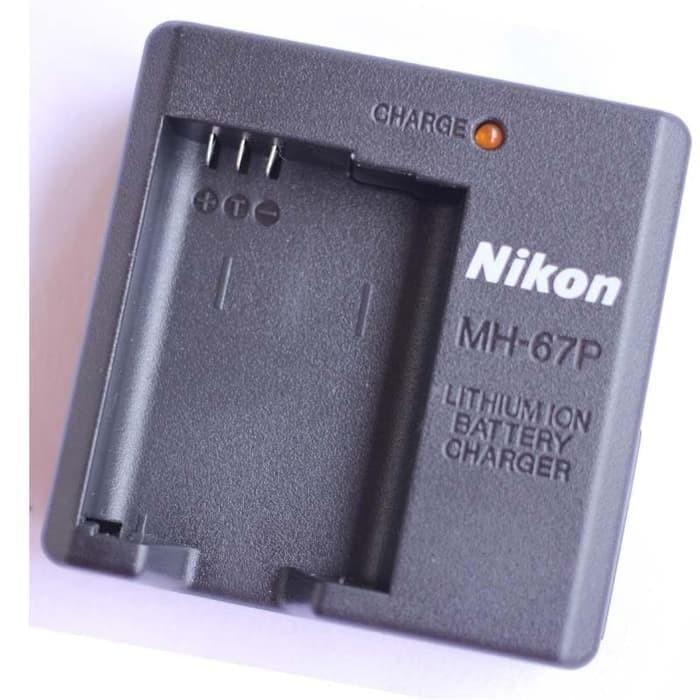 Foto Produk Charger Nikon MH-67P For Battery Nikon EN-EL23 dari Grosir Aksesoris Kamera