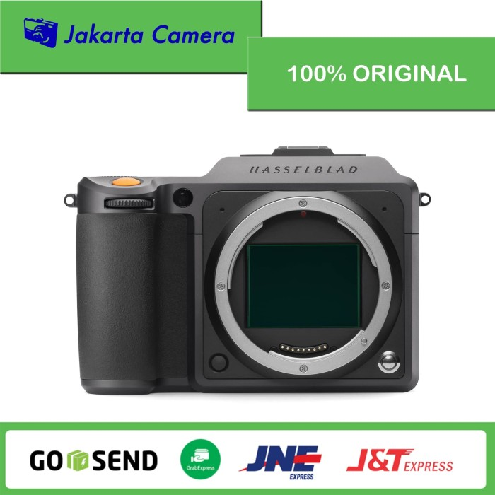 Foto Produk Kamera Hasselblad X1D II 50C COMPACT MEDIUM FORMAT dari JakartaCamera