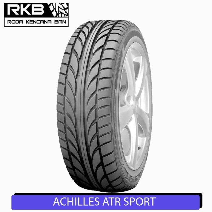 Jual Achilles Atr Sport 195 55 R16 Ban Mobil Baleno Hatchback Altis New Kota Cimahi Roda Kencana Ban Cimahi Tokopedia