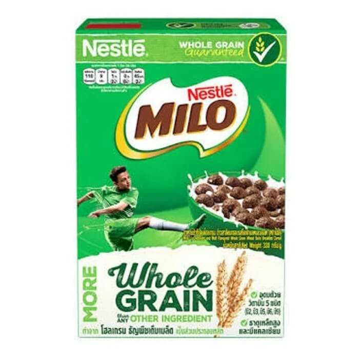 Jual Sereal Milo Nestle Ball Gandum Utuh Cereal 330gr Jakarta