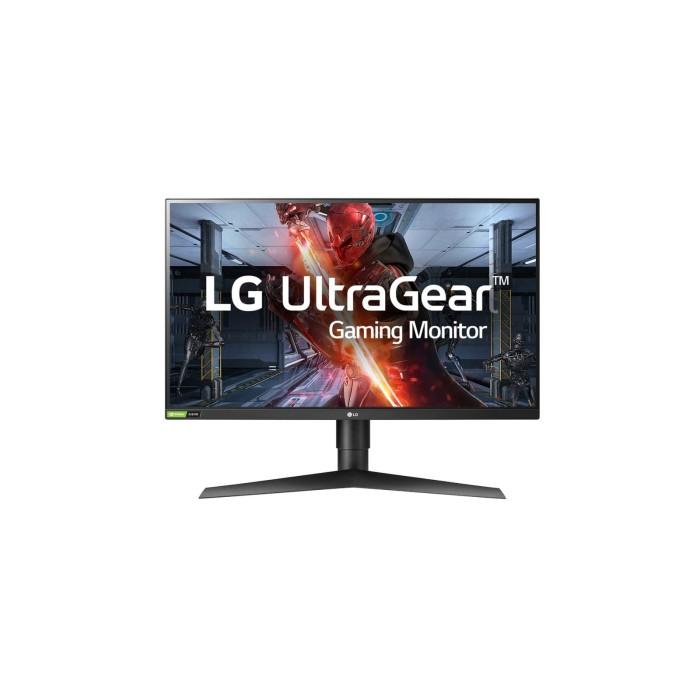"Foto Produk LG LED 27GL850 27"" 144Hz 1ms Nano IPS 1ms Gaming GSYNC Compatibility dari silicon ONE Computer"