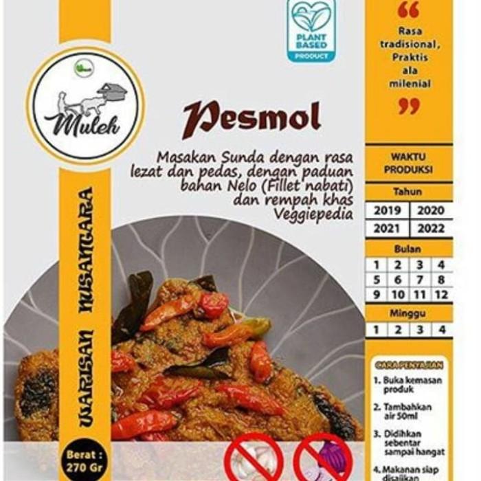 Jual Makanan Siap Saji Pesmol Kota Surabaya Cling Vegan Shop Tokopedia