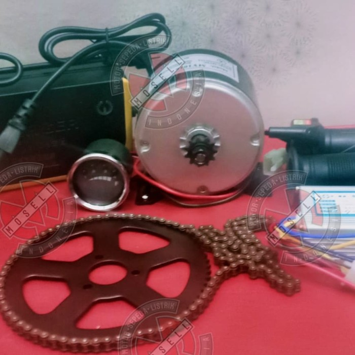 Foto Produk Kit Brused 300W 36V Mid - Mosell dari mosell