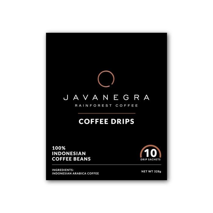 Foto Produk Javanegra Coffee Drips dari Javanegra Coffee