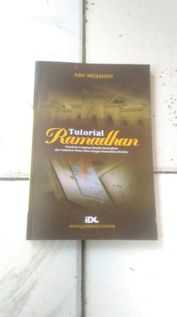 Jual TERLARIS JUAL BUKU BEKAS ORI TUTORIAL RAMADHAN Jakarta Selatan Listyaa Olshop