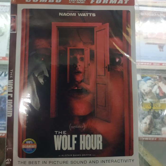 Foto Produk kaset DVD Film Box office - Film Movie Wolf Hour dari FRIENDSTOREEE