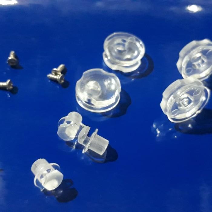 Foto Produk pushpin double pinlock dan tear off pushpin pinlock dari kurnia variasi olshop