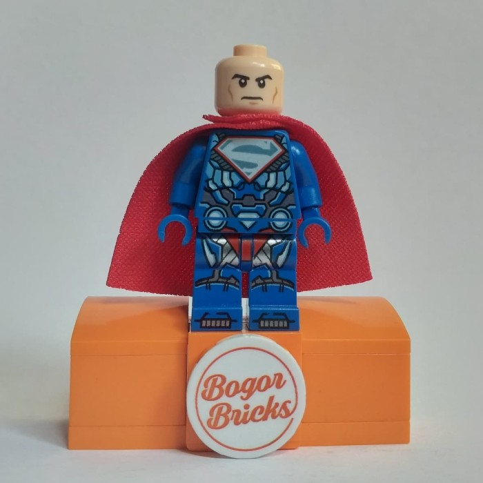 Jual Lego Minifigure Super Heroes Lex Luthor Sh519 Kota Bogor Bogor Bricks Tokopedia