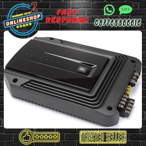 Foto Produk JBL GX-A604 Power Ampli 4ch - JBL GX a 604 Amplifier 4 channel mobil dari O2 OnlineShop