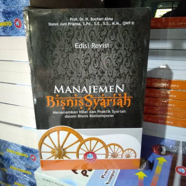 Jual Manajemen Bisnis Syariah Kota Yogyakarta Bazarbukulaku Tokopedia