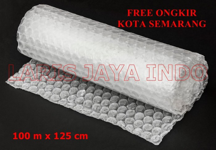 Foto Produk Bubble Wrap - Plastik Bubble - Plastik Gelembung Ukuran 100 OpXz19 dari Irga Storez