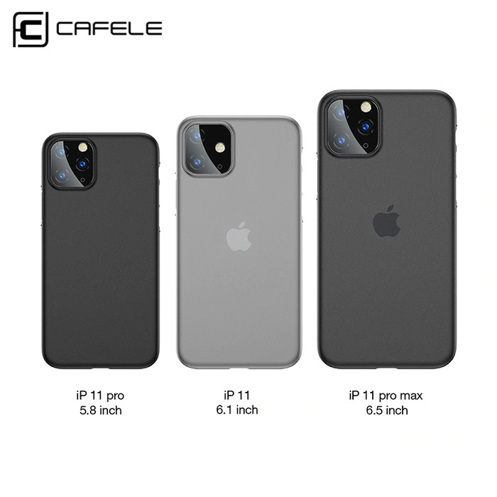 Jual Cafele Ultra Thin Silicon Case 11 Iphone 11 Pro Iphone 11