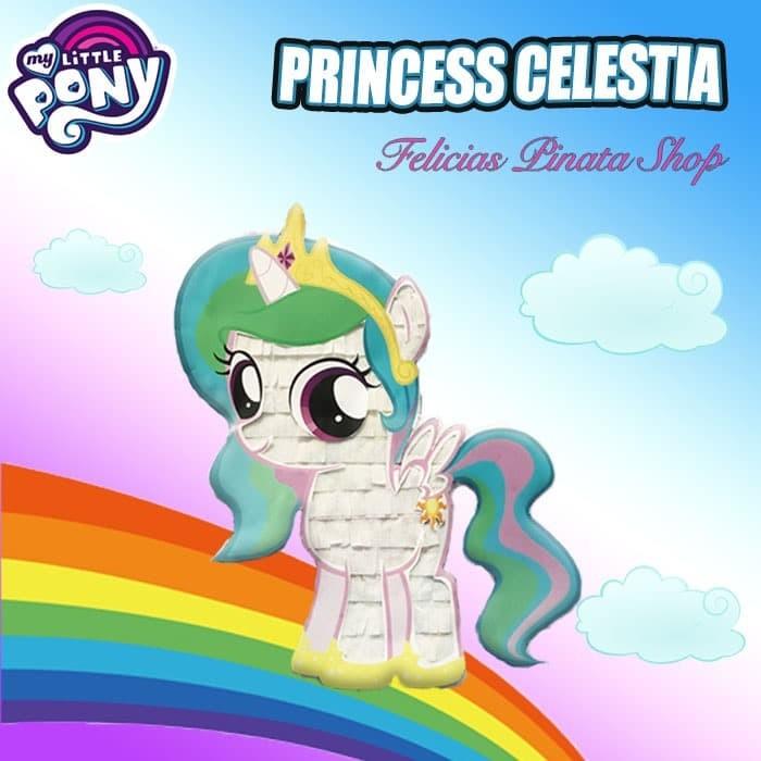 Jual Princess Celestia My Little Pony Pinata Kota Tangerang Felicias Pinata Shop Tokopedia